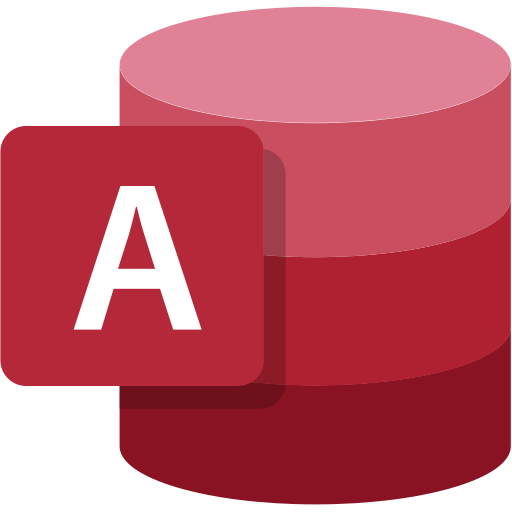 Access database management: access icon