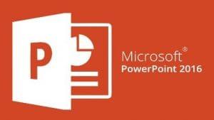 bespoke powerpoint 2016 - PowerPoint 2016 image