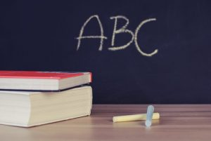 Classroom based Excel courses - ABC on blackboard
