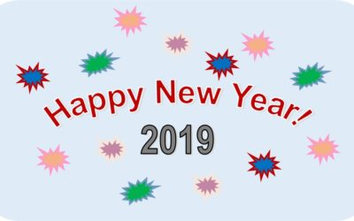 Happy New Year 2019 from all of the team here at JPL!