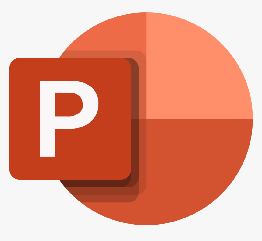 Virtual basic powerpoint training course: PowerPoint icon