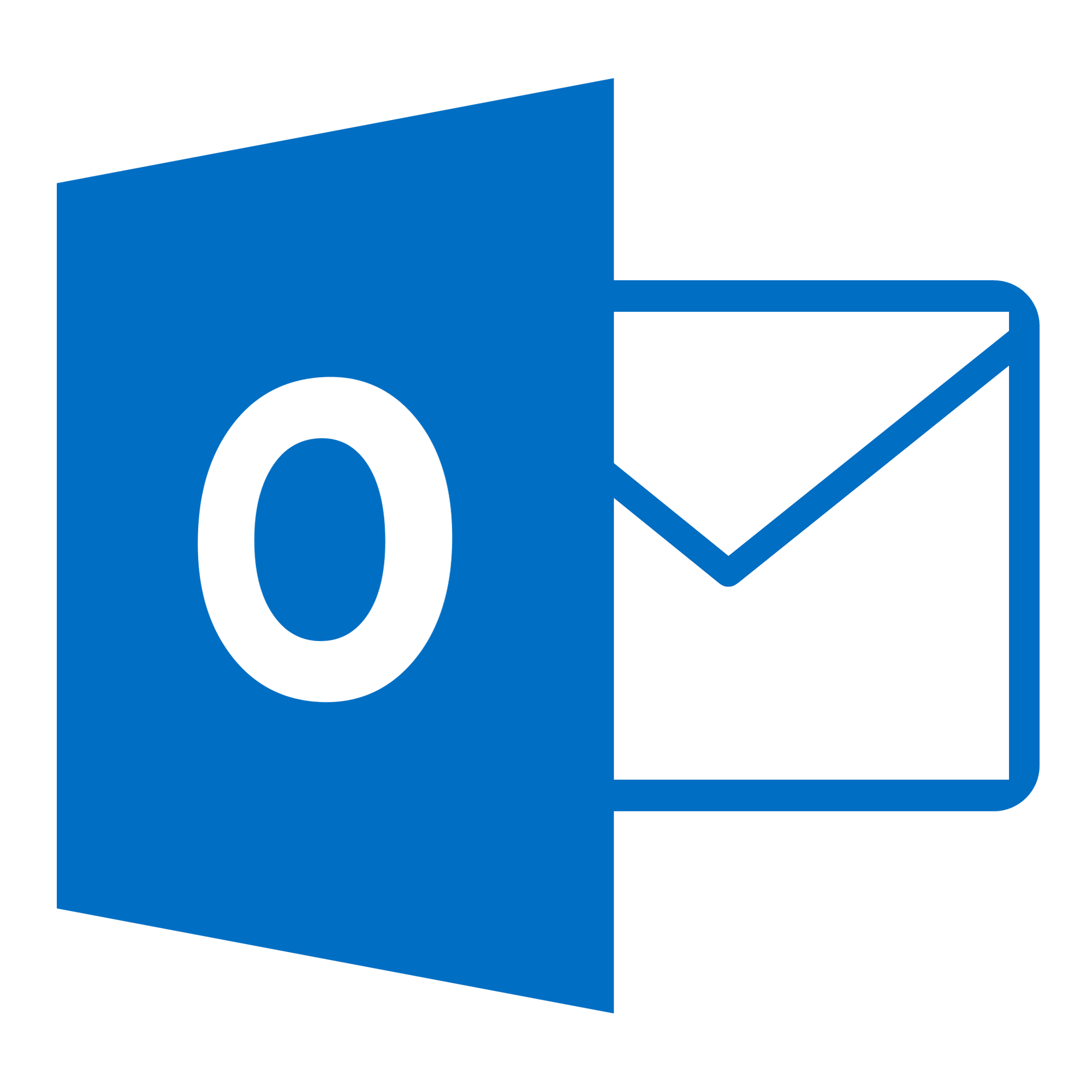 computer services worcester: Outlook icon
