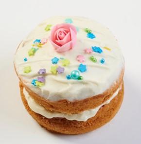whole sponge cake